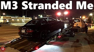 My E46 M3 Broke Down