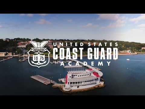 United States Coast Guard Academy - video
