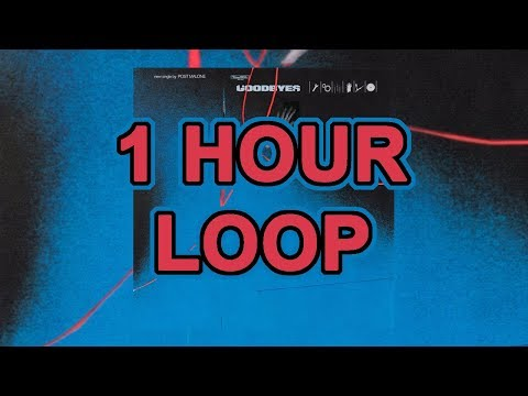 Post Malone - Goodbyes ft.Young Thug ( 1 Hour Loop )