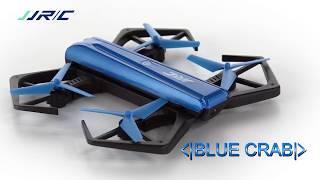 JJRC H43WH CRAB WIFI FPV Foldable RC Quadcopter Selfie Drone dijual di Indonesia