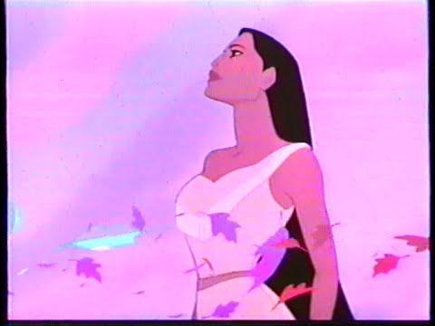 Pocahontas Movie Trailer