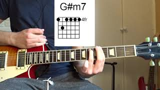 Yellow Days   A Little While Guitar Lesson