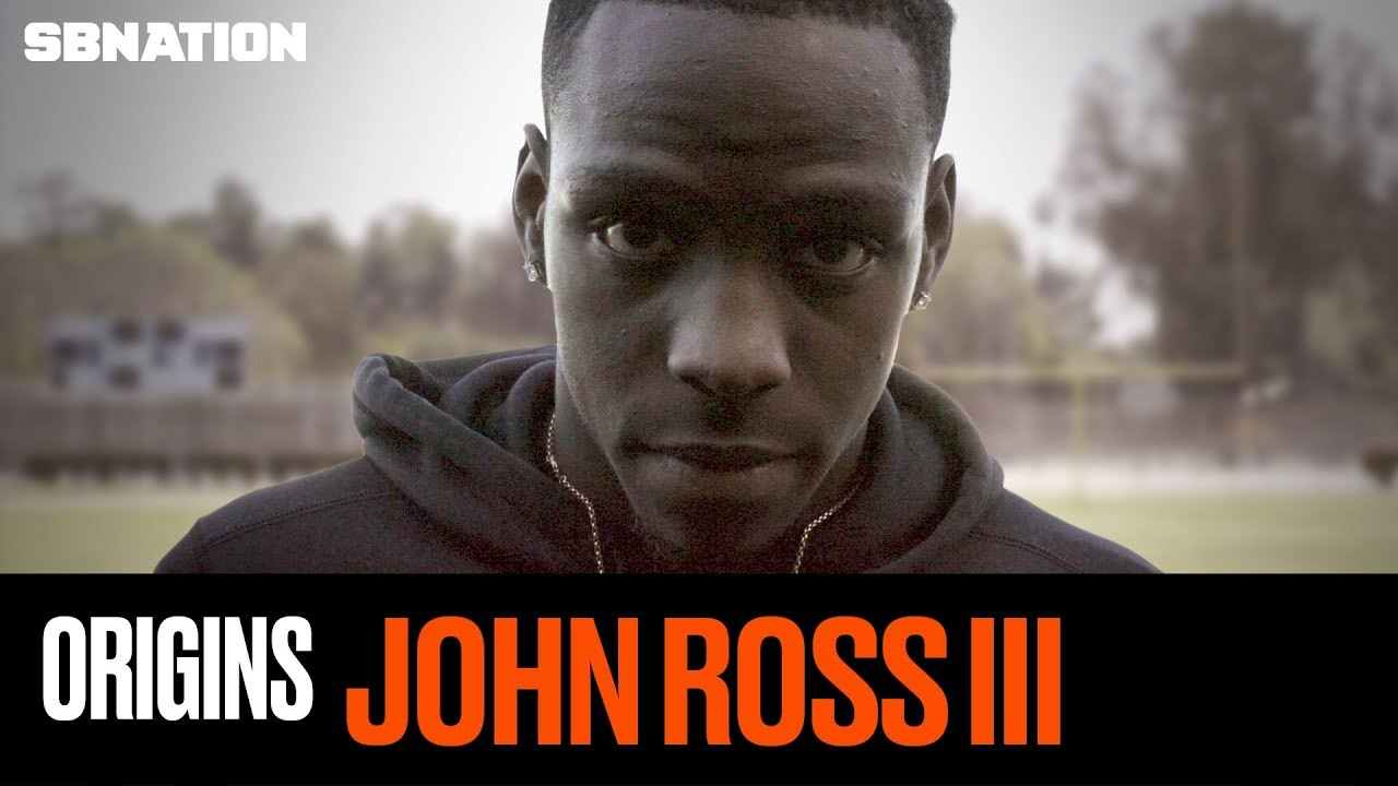 The story of NFL Draft prospect John Ross III and his unprecedented speed  - Origins, Episode 14 thumbnail