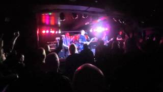 Snuff - Whatever Happened to the Likely Lads - Cathouse - Glasgow - 15 February 2016