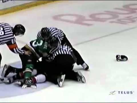 Olivier Dallaire vs Charles-David Beaudoin