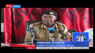 KTN LEO: Nelson Marwa awakashifu maafisa wa baraza la jiji la Mombasa