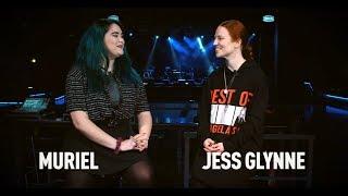 #WarnerSquad – Jess Glynne interviewed by Muriel