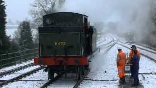 preview picture of video 'Bluebell Railway East Grinstead Opening Part 1'