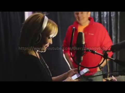 Татьяна Буланова. Плачь, любовь. (сл. и муз. А.Иванов) запись  в студии