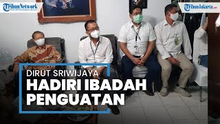 Keluarga Co-Pilot SJ-182 Diego Mamahit Gelar Ibadah Penguatan di Bekasi, Dirut Sriwijaya Air Hadir