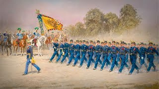 "Austro-Hungarian Empire (1867–1918) Military March ""Kärntner Gebirgsschützenmarsch"""
