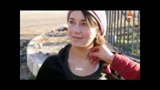 Шерин - Очень красивая сирийская школьница
