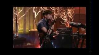 The Antlers - Every Night My Teeth Are Falling Out (Live On Jay Leno)