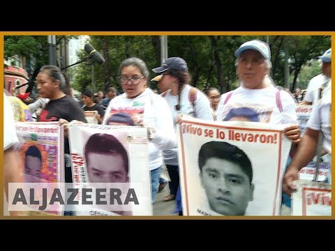 🇲🇽 Mexico's newly elected government vows to probe disappearances | Al Jazeera English