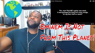 Eminem   The Ringer | Reaction