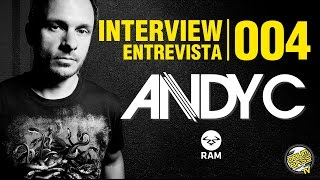 Interview | Entrevista | #004 - Andy C