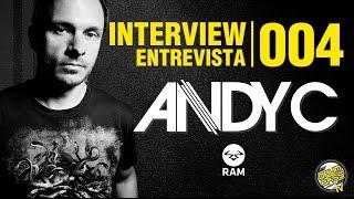 Interview   Entrevista   #004 - Andy C