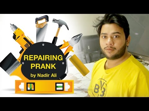 Electronic Repairing Prank