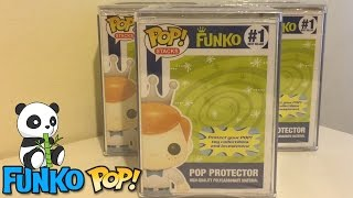Funko POP! Protectors POP Stacks! Review