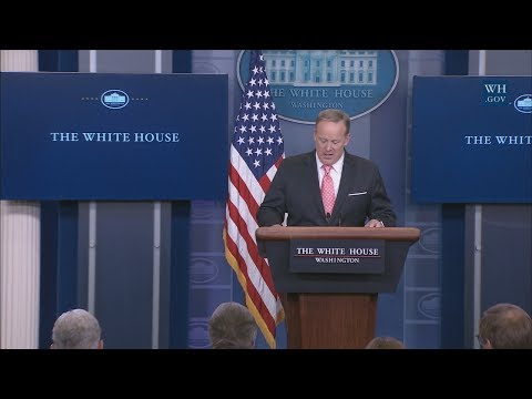 6/6/17: White House Press Briefing