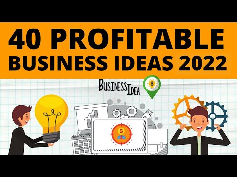 , title : 'Top 40 Profitable Business Ideas to Start Your Own Business in 2021