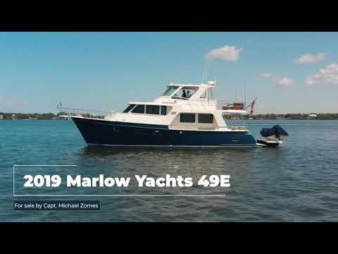 Marlow 49 explorer video