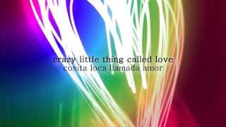 Queen Crazy Little Thing Called Loved Subtitulada Español Inglés