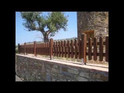 Recinzioni in legno, Pino Costruzioni Casal Velino (SA)