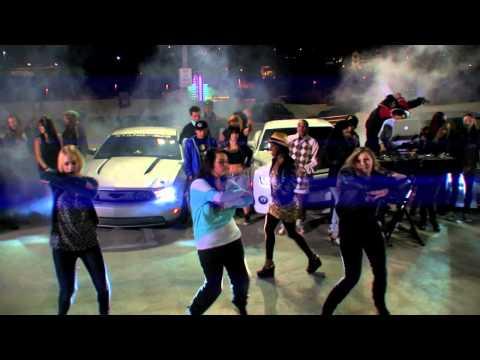"""Sade Champagne """"I Wanna Dance"""" Music Video"""