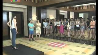 Viet Nam Next Top Model 2012 Tập 3 Full 2/9/2012
