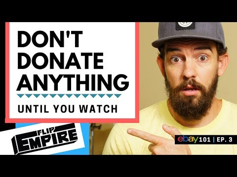 Five Shocking Things in Your Attic... Worth Huge Money on eBay | eBay101 Ep 3