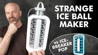 Testing a Weird Ice Ball Maker by Request!