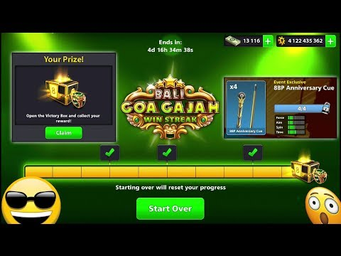 🥇 8 Ball Pool Balls + Unlimited Free Coins Mod Apk With