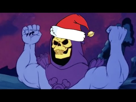 A Very Skeletor Christmas 3