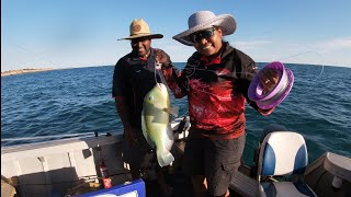"YAWURU LIFESTYLE EPISODE 12 - ""WE GOT A NEW BOAT"", Boat fishing with Tyson and Nora"