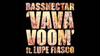 Bassnectar ft. Lupe Fiasco - Vava Voom [Bass Boost] HD 720p