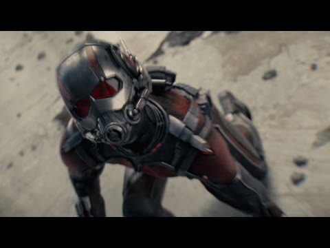 Ant-Man (Clip 'I'm Not Going Back')