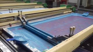 Flatbed Allover Printing Machine For Awesome Design||12 Colors Printing Machine ||Kuil