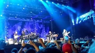 Bon Jovi - Wanted Dead or Alive at Singapore F1
