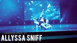Alyssa Sniff | Choreographer's Carnival (Live Dance Performance)