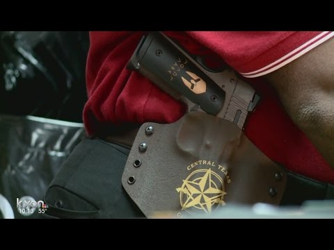 Clarifying Texas' New Open Carry law