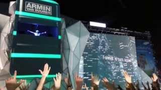 Armin van Buuren feat Emma Hewitt - Forever Is Ours live Kucuk Ciftlik Park
