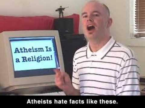 Ateizm to też jest religia!