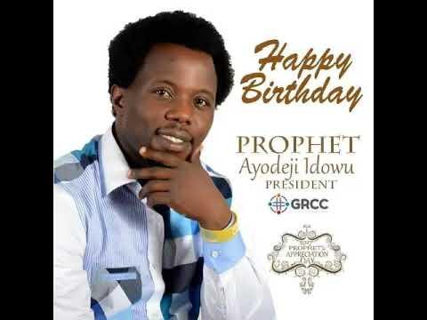 Download Prophet Ayodeji Idowu HD Mp4 3GP Video and MP3
