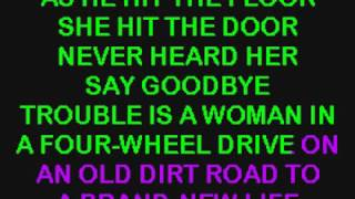VDEKAR23450 Reeves, Julie Trouble Is A Woman