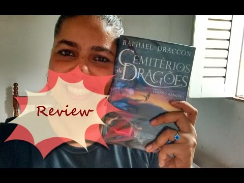 Book Review: Cemitérios de Dragões, do Raphael Draccon