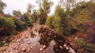 FPV freestyle: The Creek [insta360 GO 2]