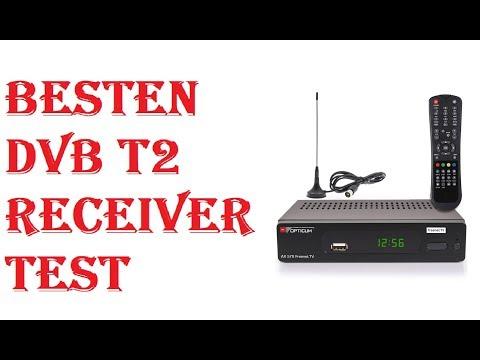 Die Besten DVB T2 Receiver Test 2020