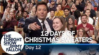 12 Days Of Christmas Sweaters 2019: Day 12