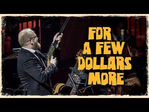 """""""Por Unos Dólares Más"""" Interpretado Por La Orquesta Sinfónica Danesa"""